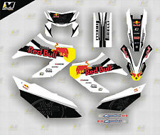 YAMAHA WR125X 2009-2015 GRAPHICS KIT MOTOCROSS DECALS