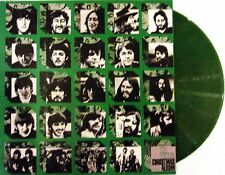 THE BEATLES LP VINYL CHRISTMAS ALUBUM - VINYL VERT - GREEN VINYL