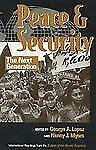 Peace and Security, , New Book