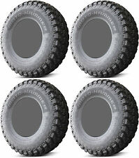 Four 4 EFX MotoHammer ATV Tires Set 2 Front 27x9-14 & 2 Rear 27x11-14 DOT RADIAL