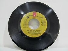 "45 RECORD 7""- THE THREE DEGREES - TAKE GOOD CARE OF YOURSELF"