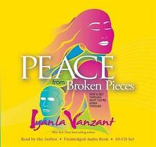 Peace from Broken Pieces: How to Get Through What You're Going Through CD