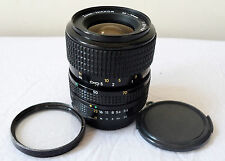 Nikon Ai-s Zoom-NIKKOR 35-70mm f/3.5-4.8 Manual Focus macro  Lens Very good!!!