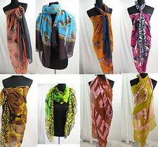 US SELLER-bulk 12 Women's Scarves in Style long shawl wrap scarf stole sarong