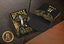 CARTE DA GIOCO BICYCLE MADE GOLD,poker size