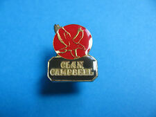Scotch Whisky Pin Badge. Eagle Clan Campbell. Whiskey. Enamel.
