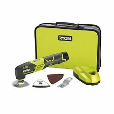 Ryobi MULTI FUNCTION TOOL KIT 12V, Li-Ion Cordless LED, RMT12011 Japanese Brand