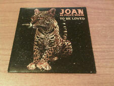 CDs PROMO JOAN AS A POLICE WOMAN TO BE LOVED  PIAS 945.0118.328 BELGIUM PS 2008