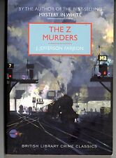 DETECTIVE BOOK * THE Z MURDERS * J. JEFFERSON FARJEON