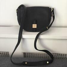 Mulberry Tessie Small Satchel Across Body Bag in Soft Small Grain Leather Black