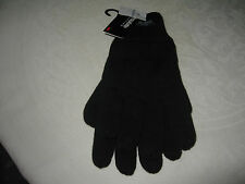 Cedarwood State Thinsulate Gloves - Brand New with Tags Black, One Size