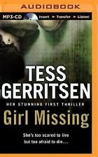 Girl Missing Gerritsen, Tess MP3 CD