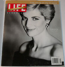 Life Magazine January 1998 Life Remembers Diana 1961-1997 The Year In Pictures