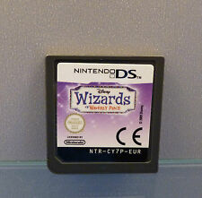 ★★★ Nintendo NDS DS Spiel - DISNEY WIZARDS OF WAVERLY PLACE - DIE HEXEN ★★★