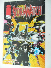 1 x estados unidos cómic Stormwatch-nº 6 December-Image-z.1 -