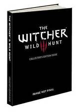 The Witcher 3:  Wild Hunt Collector's Edition: Prima Official Game Guide, Good C