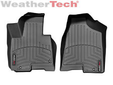 WeatherTech® FloorLiner for Kia Sportage - 2014-2016 - 1st Row - Black
