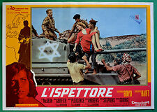 T34 FOTOBUSTA L'ISPETTORE STEPHEN BOYD DOLORES HART GRIFFITH PLEASENCE GORING 2