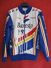 Veste cycliste Hiver Campagnolo Nalini Banesto Vintage Ancienne Cycling - 4 / L