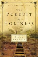 The Pursuit of Holiness (A Modern Girl's Bible Study), Jerry Bridges, Good Book
