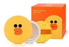 Missha Line Friends Edition M Magic Cushion Moistrue Special Set #21 Sally