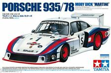 Tamiya 24318 1/24 Scale Car Model Kit Martini Racing Porsche 935/78 Moby Dick