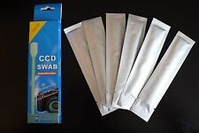 6 CMOS CCD SWAB Wet Sensor Cleaner CMOS CCD SWAB for all DSLR DIgital Camera