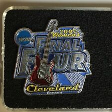 2007 Womens Basketball NCAA Final Four Press Pin Tennessee Lady Volunteer Champs