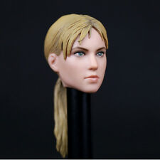 HOT FIGURE TOYS 1/6 HEADSCULPT Resident Evil HEADPLAY Jill valentine