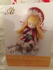 AI  BJD  doll PRAIRIE GENFIAN   .new in box .UK seller