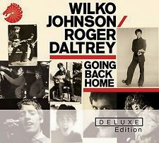 WILKO JOHNSON/ROGER DALTREY - GOING BACK HOME - DELUXE ED.2 CD NUOVO SIGILLATO