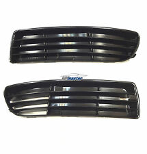 AUDI A4 / B5 1994 - 1999 FRONT BUMPER LOWER GRILLE SET - LH+RH / NEW
