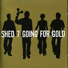 Going For Gold Greatest Hits by Shed Seven 7 CD