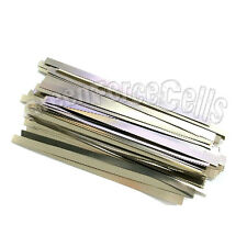 20 x 7.5cm Solder Tab For AA SubC 10440 18650 battery