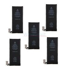 Lot 5 New 3.7V 1420mAh Replacement Internal Battery for Apple iPhone 4 4G
