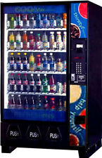 DIXIE NARCO 5591 BEV MAX SODA POP, MONSTER, WATER, COKE, DRINK VENDING MACHINE