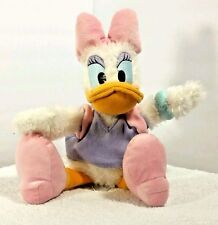 "Daisy Duck Disney Plush stuffed Animal Toys 15"" Inch."