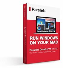 Brand New Sealed -- Parallels Desktop 11 for Mac