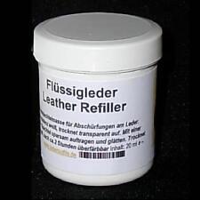 CDP FLÜSSIGLEDER Refiller Lederspachtel Leder Reparatur Liquid 100ml türkis