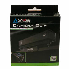 Games Power (Logic3) Microsoft Xbox One Kinect Camera Mount Clip