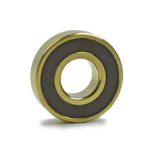 OMNI Racer Worlds Lightest TiN Titanium Ceramic Bearing: 6001, 61001 12x28x8mm