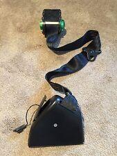 New! NOS Black Convertible Driver Side Seat Belt 82-92 3rd Gen Camaro Firebird