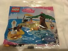 DISNEY PRINCESS LEGO 30397 OLAF'S SUMMERTIME FUN - NEW & SEALED PROMOTIONAL SET