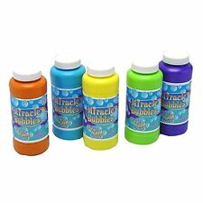 Imperial Toy Miracle Bubbles Small Bottle 8 oz, Multicolor