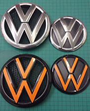VW T5 Transporter Camper Van Vinyl Logo Colour Add-on V Dub T3 T4 Volkswagen