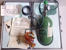 Mada Oxygen Tank Cylinder with Regulator Tubes Valve Mask in Case 1300 Series