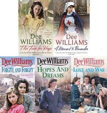 DEE WILLIAMS ___ 5 BOOK SET ___ BRAND NEW __ FREEPOST UK