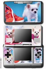 Dog Cute puppy SKIN Decal STICKER For NINTENDO DS #3