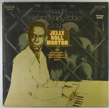 "12"" LP - Jelly Roll Morton - I Thought I Heard Buddy Bolden Say - L5441h"