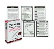 The Zombie Survival Guide Deck: Complete Protection from the Living Dead, Brooks